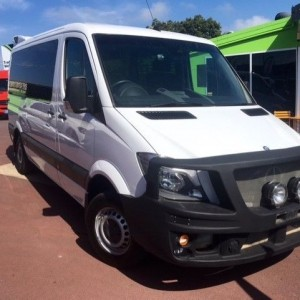 Mercedes-Benz Sprinter 316CDI 2014