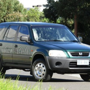 2000 HONDA CR-V 4WD WAGON