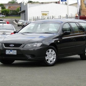 2009 FORD FALCON XT WAGON