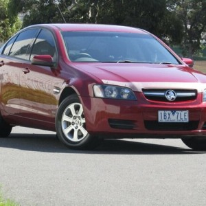 2009 HOLDEN COMMODORE OMEGA SEDAN