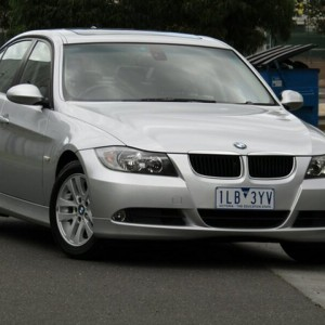 2007 BMW 320I STEPTRONIC SEDAN