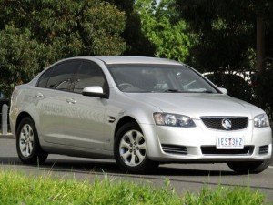 2012 HOLDEN COMMODORE OMEGA SEDAN