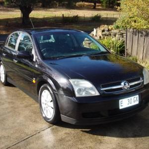 2003 Holden Vectra Sedan