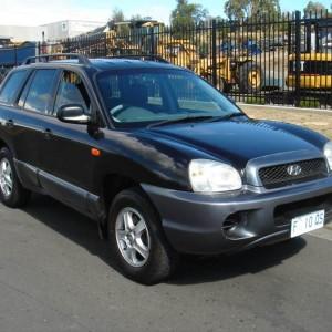 2003 Hyundai Santa Fe auto 4wd Wagon