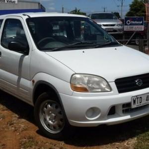 2002 Suzuki Ignis GA Hatchback