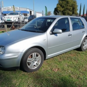 2003 Volkswagen Golf 1.6 Generation Hatchback