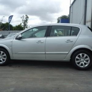 2005 Holden Astra CDX Hatchback