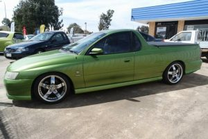 2003 Holden Commodore SS Utility