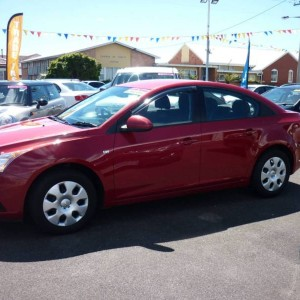From only $54 p/week on finance* 2011 Holden Cruze Auto Sedan. $10,990.00