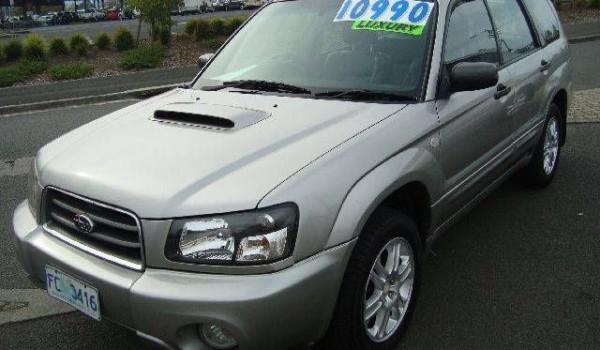 2004 Subaru Forester Wagon