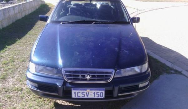 1997 Holden Statesman ONLY 84,700 KS