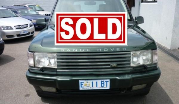 1998 Range Rover HSE 4.6 Wagon
