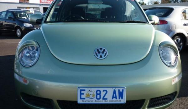 2007 Volkswagen Beetle Hatchback