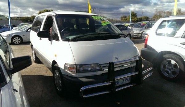 1999 Toyota Tarago GLi Wagon