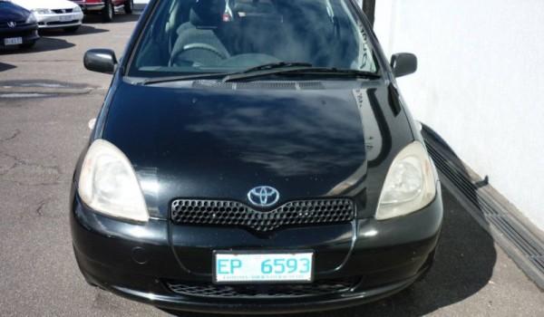 2002 Toyota Echo Hatchback