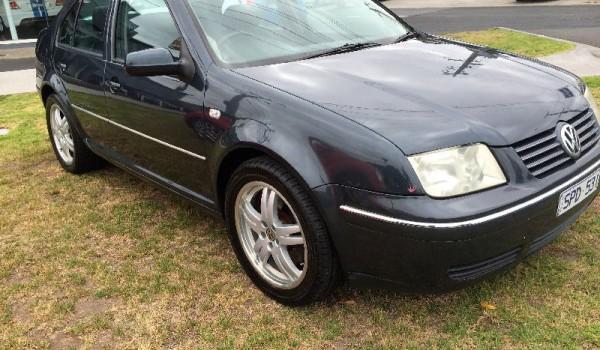 2003 Volkswagen Bora Sedan