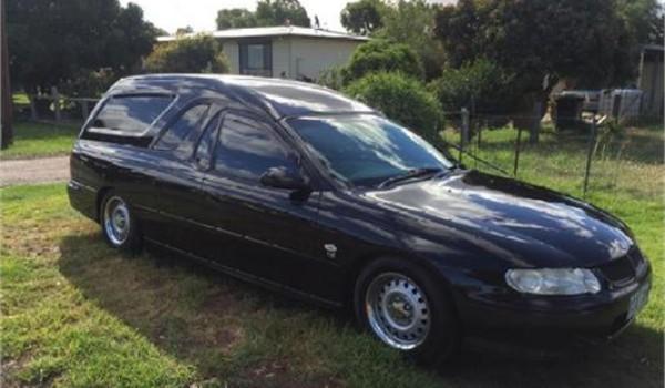 2002 Holden, Ute