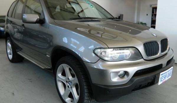 '05 BMW X5 Turbo Diesel Sports Auto with NO DEPOSIT FINANCE!*