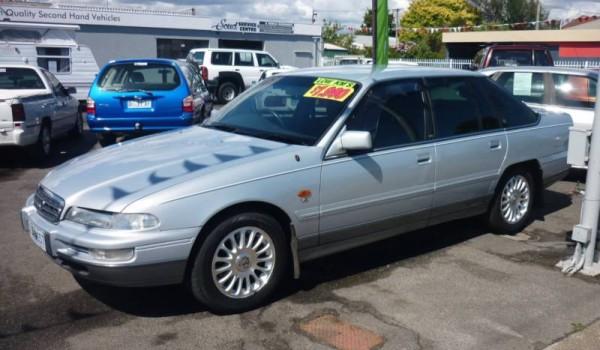 1998 Holden Statesman Sedan With low low 87,000 K's