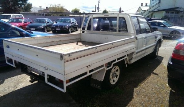 1994 Ford Courier XL Super Cab Utility