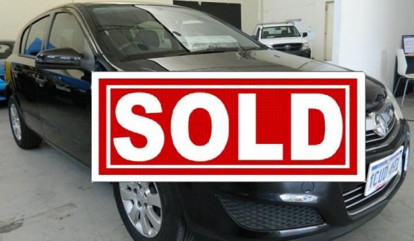 08 Holden Astra Luxury Hatch with NO DEPOSIT FINANCE