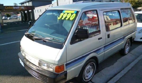 1991 Nissan Nomad DX Wagon