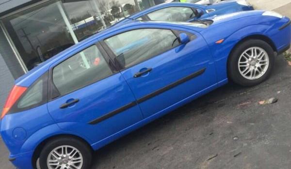 2003 Ford Focus Hatchback