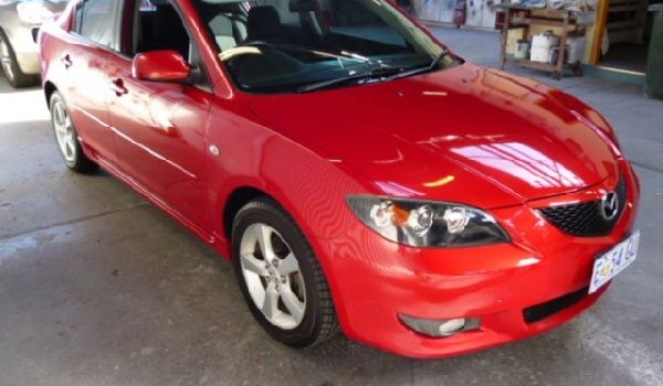2005 Mazda 3 Maxx Sport Sedan