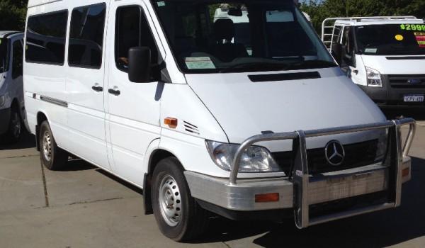 2006 Mercedes-Benz 316 CDI Auto/Diesel