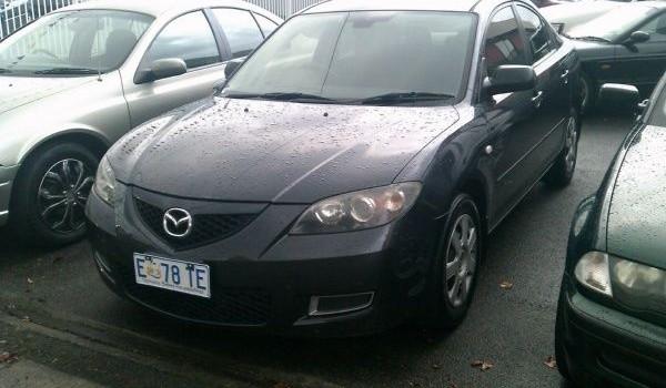 Mazda 3 Maxx Sedan 2006