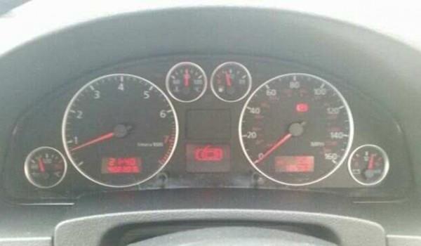 2003 Audi A6 SPORT 2.4 V6 AVANT Blue 5 Speed Manual Wagon