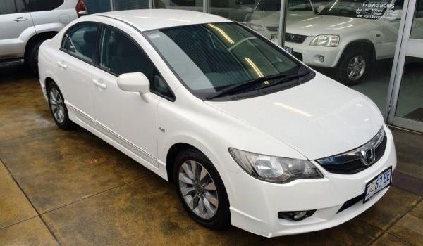 Honda Civic VTi-L Sedan. 2011 Automatic 4 cyl