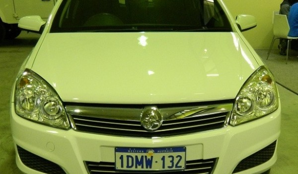 '07 Holden Astra CD Auto SportsWagon with NO DEPOSIT FINANCE!*