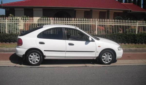 1998 Ford Laser Hatchback