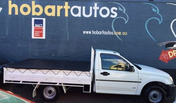 2003 Holden Rodeo DX Flat Tray