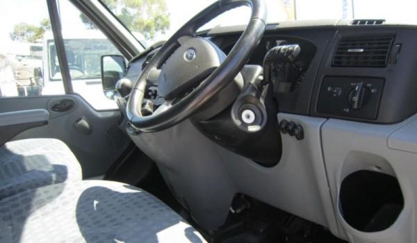 2010 Ford Transit Single Cab Trayback