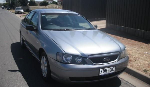 2003 Ford Falcon Sedan