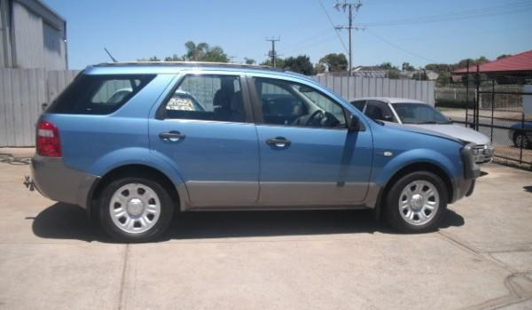 2007 Ford Territory Wagon