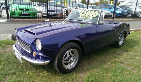 1965 Datsun Fairlady Sports Roadster