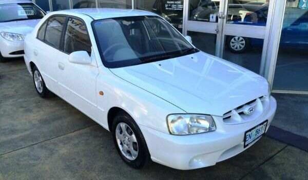 2001 Hyundai Accent GLS Hatchback