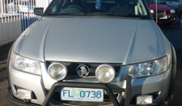 2005 Holden Commodore Cross6 4X4