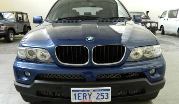 '06 BMW X5 Turbo Diesel Auto Wagon with NO DEPOSIT FINANCE!*