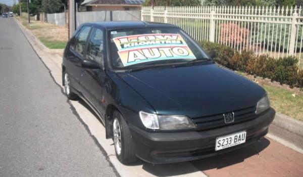 1994 Peugeot 306 Hatchback