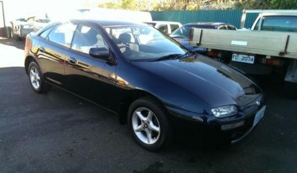 1997 Mazda 323 Astina Hard Top