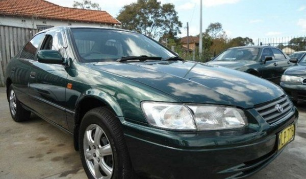 1999 Toyota Camry MCV20R Conquest Green 4 Speed Automatic Sedan