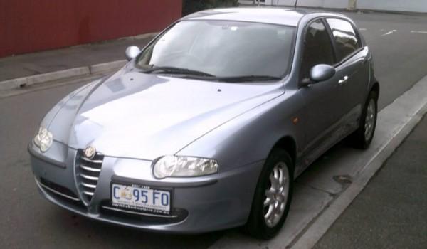 2002 ALFA ROMEO 147