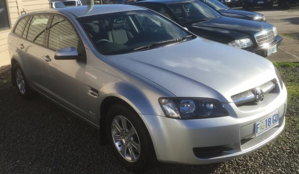06/10 Holden Commodore VE sports wagon Vehicle type: stwg