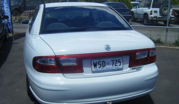2002 VX Berlina Sedan Series 2