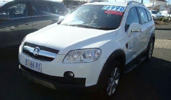 2010 Holden Captiva LX 4×4 Wagon (MY2010)