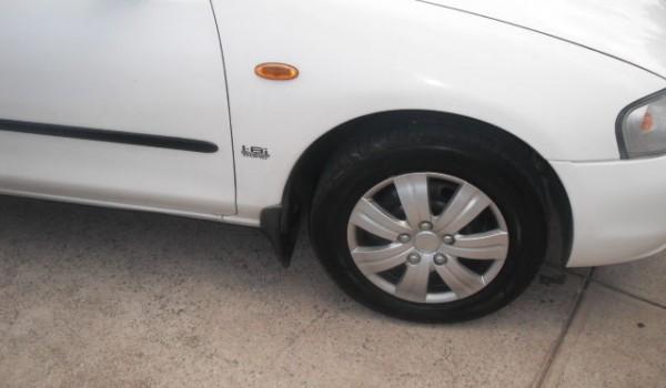 1994 Ford Laser Hatchback